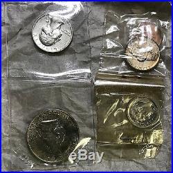 1950 Silver Proof Set ORIGINAL BOX/CELLO/PACKAGING RARE PROOF SET #R91