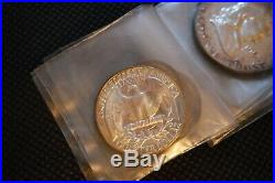 1954 Silver Proof Set, Original Packaging, Box and Tissue