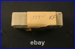 1954 US Mint Silver Proof Set OGP Original Box Tissue Cello Nice Key Date Coins