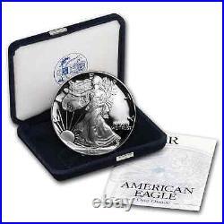 1994-P 1 oz Proof Silver American Eagle (withBox & COA) SKU #1071