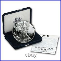 1997-P 1 oz Proof Silver American Eagle (withBox & COA) SKU #1065