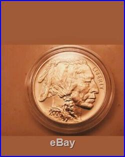 2001 BUFFALO SILVER DOLLAR 2-COIN SET PROOF & UNCIRCULATED with BOX & COA