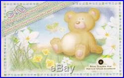 2006 Proof Baby Set With Sterling Silver Teddy Bear Loon Mint in Original Box