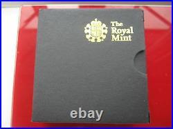 2009 Silver Proof Britannia £2 Boxed & Cert. Mint Condition