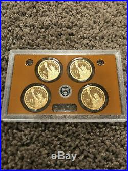 2012 U. S. Mint Silver Proof Set 14 Coins with Box & COA