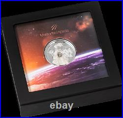 2020 $5 Cook Islands VINALES METEORITE- 1oz 999 SILVER Proof Coin withBox/COA