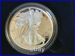 2020 S American Eagle One Ounce SILVER PROOF Coin San Francisco 1oz Box COA 20EM
