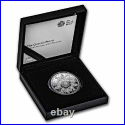 2021 GB Proof 2 oz Silver Queen's Beasts Collector (withBox & COA) SKU#234429