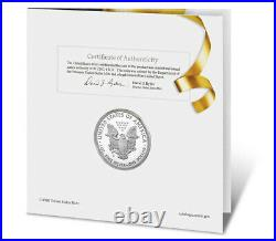 2021-W American Proof Eagle Congratulations Set (21RF) US Mint sealed box of 60