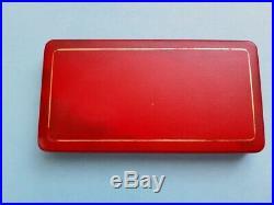 Malaysia 15 + 25 ringgit 1976 silver proof set box CoA