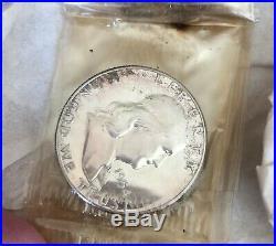 Original Unopened Box 1954 US Mint Silver Proof Set