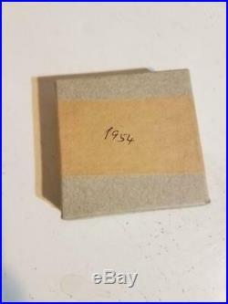 Sealed 1954 US Mint Silver Proof Set in Original Unopened Box (1 Set)