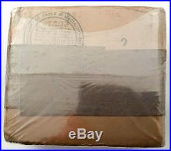 U. S. Mint Sealed 1962 U. S. Silver Proof Set Unopened 50 Count Shipping Box