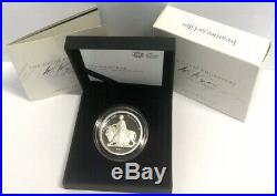 Una And The Lion, Silver Proof, 2019 Royal Mint Two Ounce Coin (2 Oz.) Box & COA