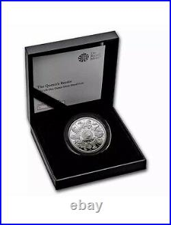 Weekend Special 2021 GB 1 oz Silver Queen's Beasts Collector Proof (withBox & COA)